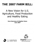 Farm Bill White Paper